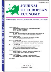 Journal of European Economy Volume 6, Issue 3, September 2007, Pages 253-342