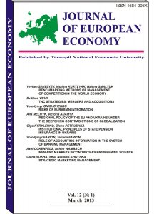 Journal of European Economy Volume 12, Issue 1, March 2013, Pages 1-120