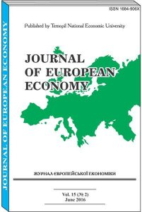 Journal of European Economy Vol. 15, Number 2, June 2016, pp 136-215
